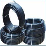Dn50 HDPE van de Watervoorziening PE100 van Pn0.8 Pijp de Van uitstekende kwaliteit