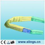 2017 Ce/GSの無限の黄色3t*10mの円形の吊り鎖