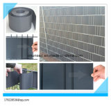 100%Anti UV 무게 1450g 19cm*2.525m 단단한 PVC 정원 담
