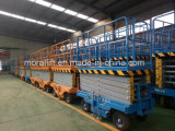 Self Propelled Scissor Table elevator for Aerial Working