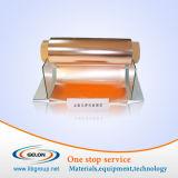 de Dikte van 8um van de Folie van het Koper voor de Huidige Collector van de Batterij van het Lithium