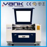 종이 9060/1290/1390 80W에 150W Vanklaser를 위한 이산화탄소 CNC Laser 조각 기계