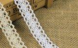 Popular los encajes de alta calidad para prendas de vestir y ropa de mesa