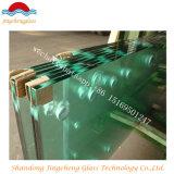 穴または切口の出口の緩和されたガラス