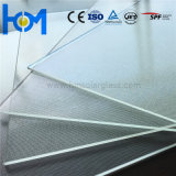 Arc renforcé de verre pour panneau solaire solaire