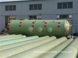 na tubulação do campo petrolífero FRP da alta qualidade da indústria