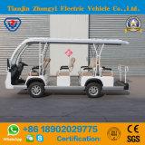 Venta directa de fábrica, de 11 asientos de coche eléctrico visitas
