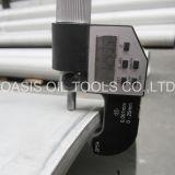 Tubulação de aço inoxidável de Steelstainless da manufatura