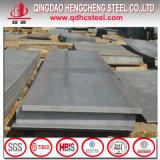 Placa de acero marina de la construcción naval laminada en caliente Ah36 de LR