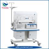Incubadora Infantile médica com equipamento de Phototherapy