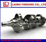 Главным образом приспособление выкованного двигателем внутреннего сгорания процесса горячей объемной штамповки кривошина открытого