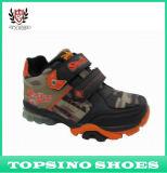 De vlakke Schoenen van de Sport van de Baby (ks-0507-17)