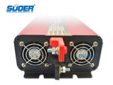 CC 12V di frequenza di Suoer all'invertitore 3000W (HAA-3000A) di CA 220V