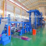 Máquina de revestimento do rolo da bobina do metal da fonte, linha de revestimento da cor
