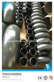 Codo inconsútil de la soldadura a tope del tubo de acero de carbón de A234 Wpb