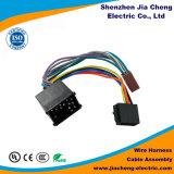 Asamblea de cable del harness del alambre del conector de Molex