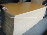 MDF laminado papel de la melamina de las caras para los muebles y decoración