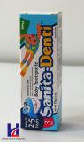 Boîte d'emballage en papier d'impression pour pâte à dents