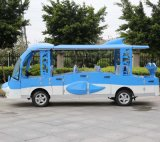 يجعل في الصين 14 شخص كهربائيّة زار معلما سياحيّا سيارة ([دن-14])