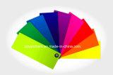 Papel de la tarjeta de Bristol del color/de tarjeta de Manila del color