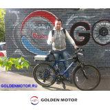 Kit eléctrico mágico de la conversión de la bicicleta de la generación 1000With1500W de la empanada 5 con el frenado regenerador