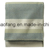 Из чистого Virgin шерсти одеяло