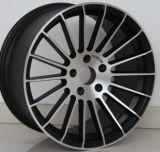 Bordas novas da roda da liga do carro do projeto 18inch