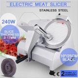 Elektrische Aufschnittschneidemaschine Mit Aus Edelstahl Zum Schneiden Von Lebensmitteln