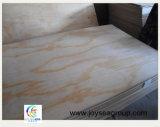 Madera contrachapada radiante de la cubierta del pino de los muebles del primer grado