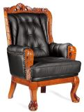 バロック式様式の贅沢な回転するオフィスのスーパーバイザーの椅子