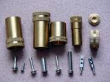 O CNC de alumínio dos componentes do sobressalente do automóvel do aço inoxidável do metal de bronze da precisão fêz à máquina