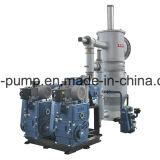 Sistema de bomba industrial do atuador do único estágio da energia