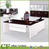 Tabela executiva do gerente de escritório da mesa do escritório cheio moderno do MFC