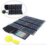 キャラバン充満のための50W Sunpowerの携帯用太陽電池パネル