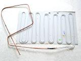 Evaporatore schiavo del rullo con due tubi