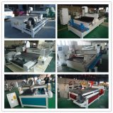 4 die CNC van de as Machine, CNC het Leiden Machine voor Hout wordt gebruikt