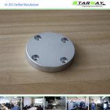 Изготовленный на заказ алюминиевые подвергая механической обработке части при CNC филируя и поворачивая