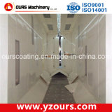 Piccolo Powder Coating Spray Booth per Coating Line