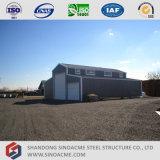 Sinoacme는 강철 구조물 축사 저장을 조립식으로 만들었다