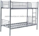 가구 금속 관 2인용 침대 강철 금속 침대