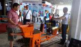 Machines de verrouillage de bloc de Lego de la terre de la colle Qmr2-40