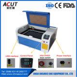 Малая машина лазера CNC СО2 для гравировального станка вырезывания/лазера