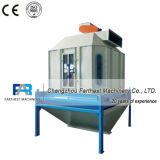 Maquinaria caliente del sistema de enfriamiento de la contracorriente de la pelotilla de la alimentación del precio de fábrica de la venta