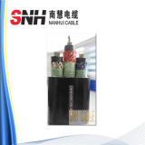 Gkfb-10kv Epr Insulated Cr Sheathed Flexible Flat Cable