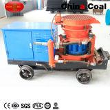 Hsp 시리즈 Shotcrete 기계 중국 석탄 Wet-Mix 구체적인 살포 기계