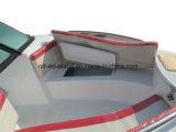 Aqualand 17feet 5.2mのガラス繊維のスポーツボートかモーターボートまたはBowrider (170)