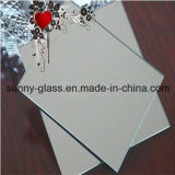 Espejo de aluminio / espejo de cristal / espejo para la construcción / la decoración