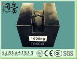 M1 OIML 1000kg 시험 Masa 표준 무게