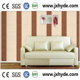 木カラーPVC羽目板の装飾の壁パネルの中国の製造業者の製造者