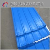 PPGIのPPGLによって波形を付けられる着色された鋼鉄屋根ふきシート